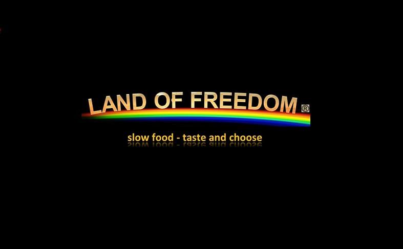 Land of Freedom Logo