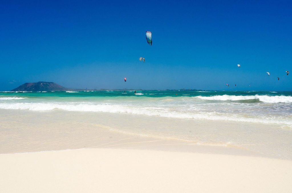 Flag Beach Corralejo