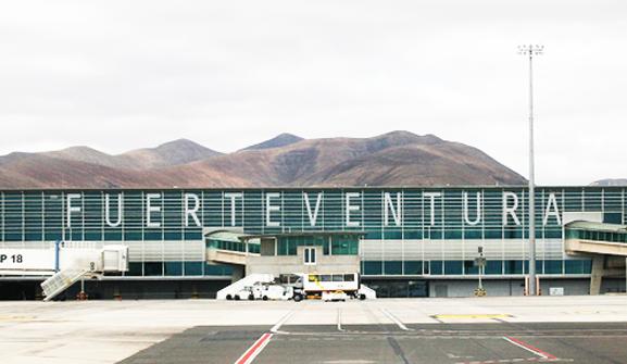 Fuerteventura Airport – FUE