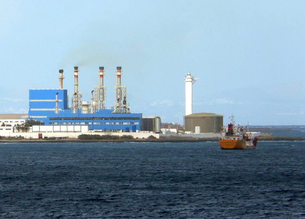Puerto del Rosario Lighthouse
