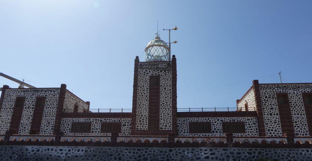 Punta La Entallada Lighthouse