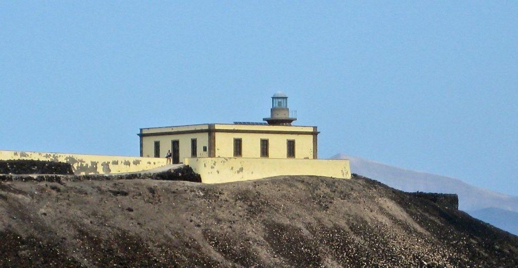 Punta Martiño Lighthouse – Isla de Lobos