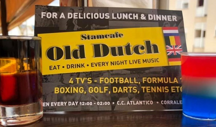 Stamcafe Old Dutch