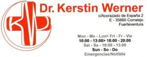 Dr Kerstin Werner